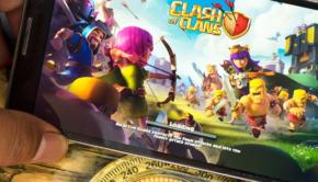 clash clans phishing