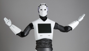 robot policia dubai