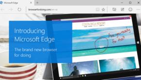 windows 10s edge