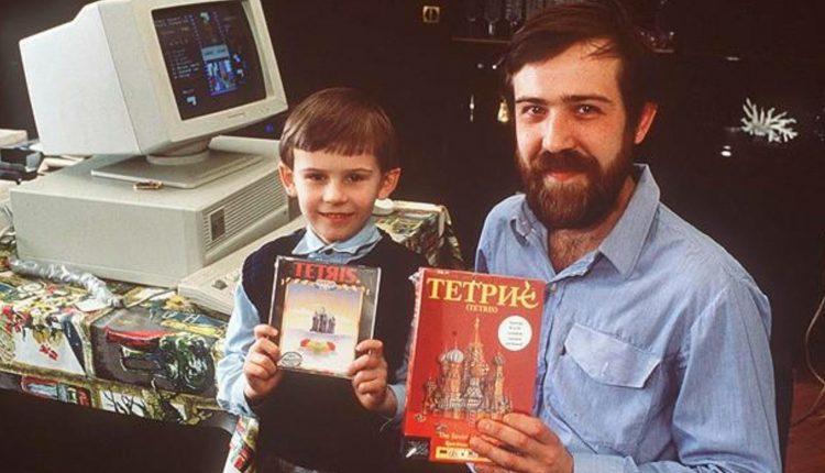 Alexey-Pajitnov-and-son-1989-©-Sipa-Press-USA