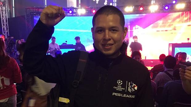 peruano pes 2018 ganador