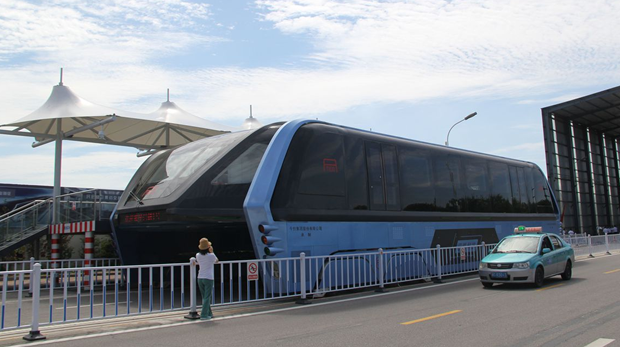 tren trafico china