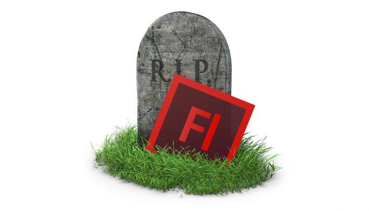 Adobe Flash RIP Death