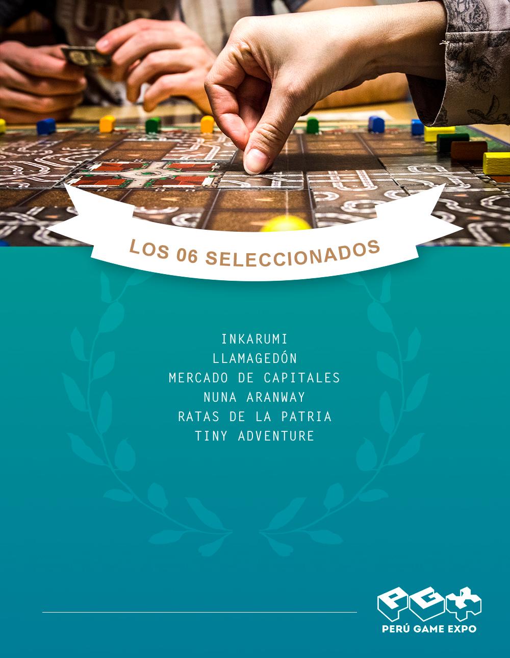 Peru Game expo juegos 2