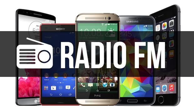 smartphones radio fm