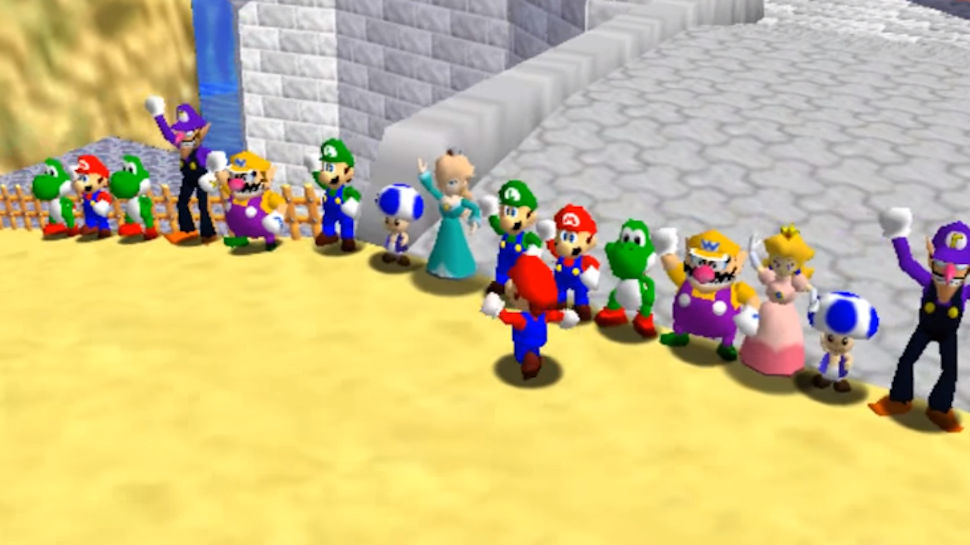 Mario64SM64Feat