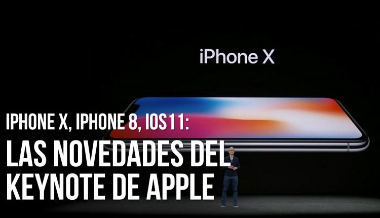 apple iphone x event