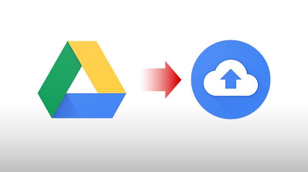 google backup synch drive