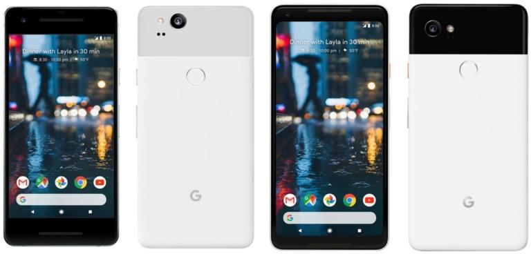 Google Pixel 2 XL3