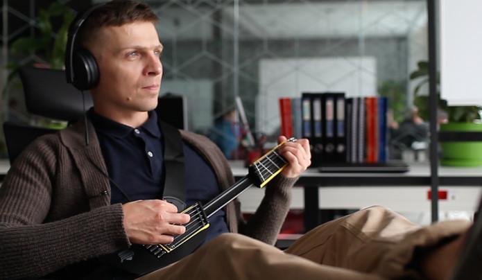 jammy guitarra digital