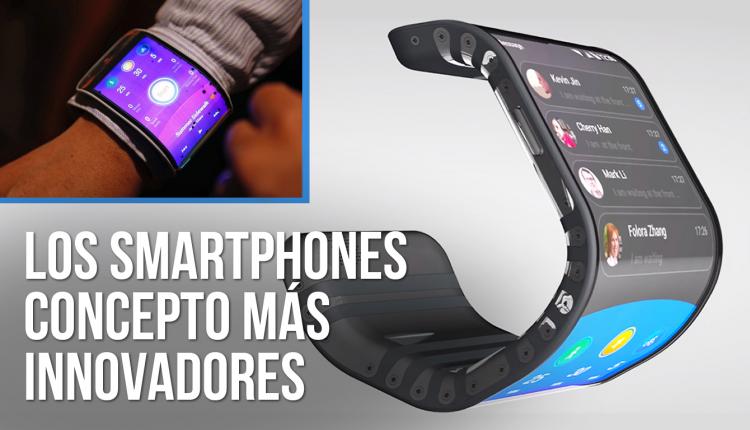 smartphones concepto