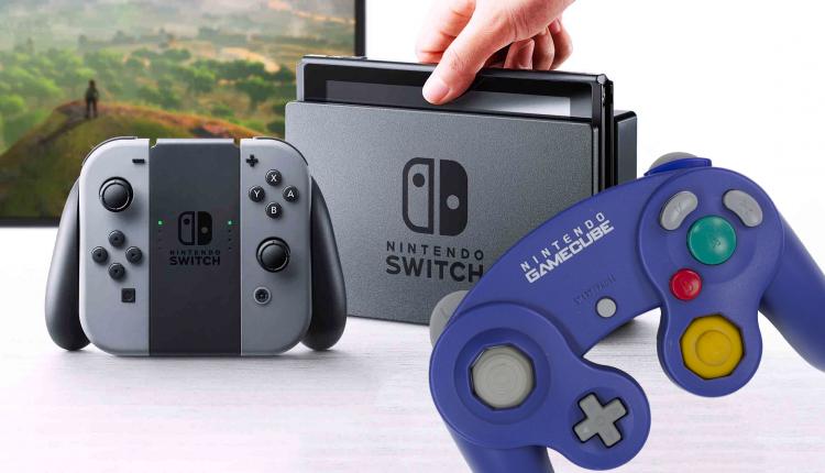 switch gamecube