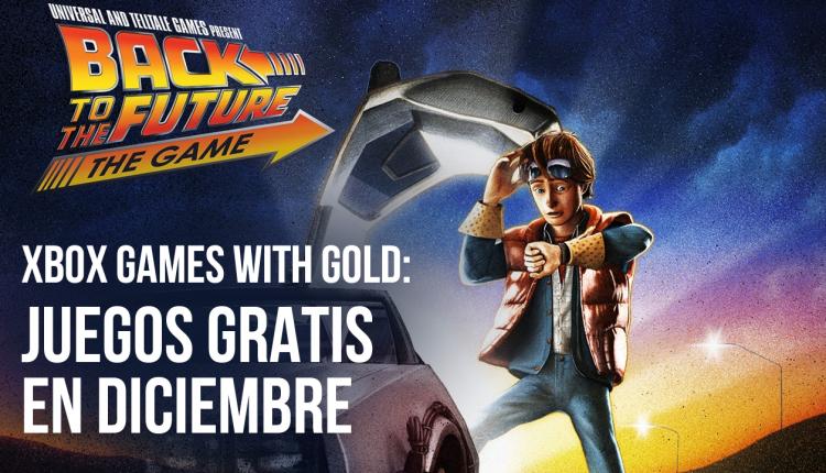 xbox gold gratis diciembre