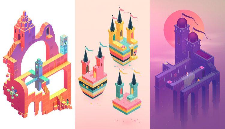 Monument valley 2 Los mejores videojuegos android ios