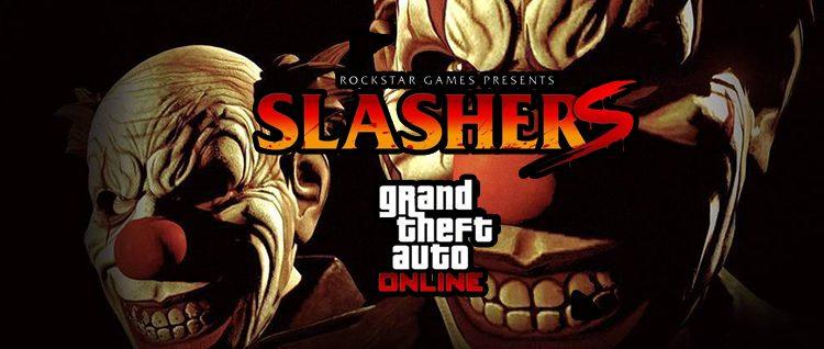Slashers Portada Real
