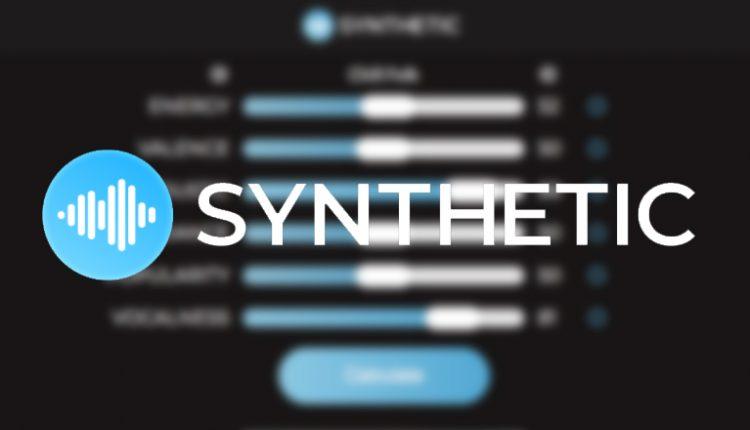 Synthetic Portada