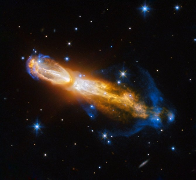 calabash-nebula