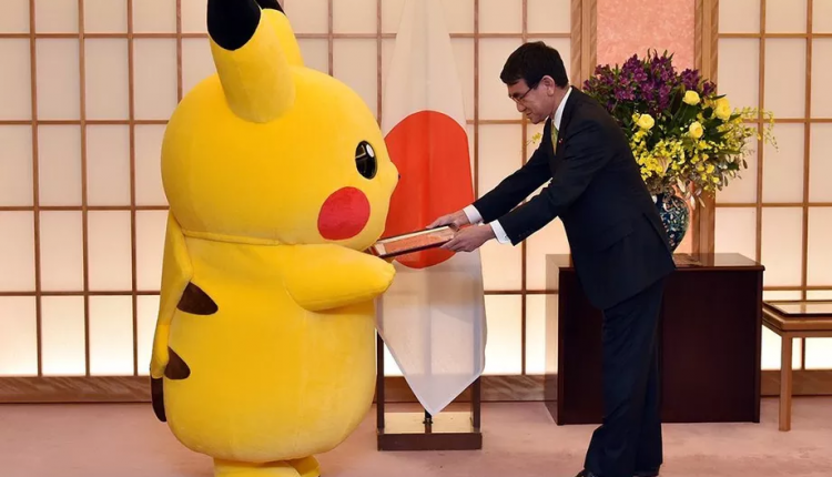 pikachu embajador
