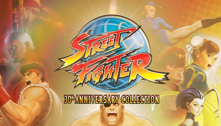 street fighter 30