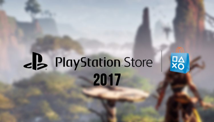 PS STORE 2017