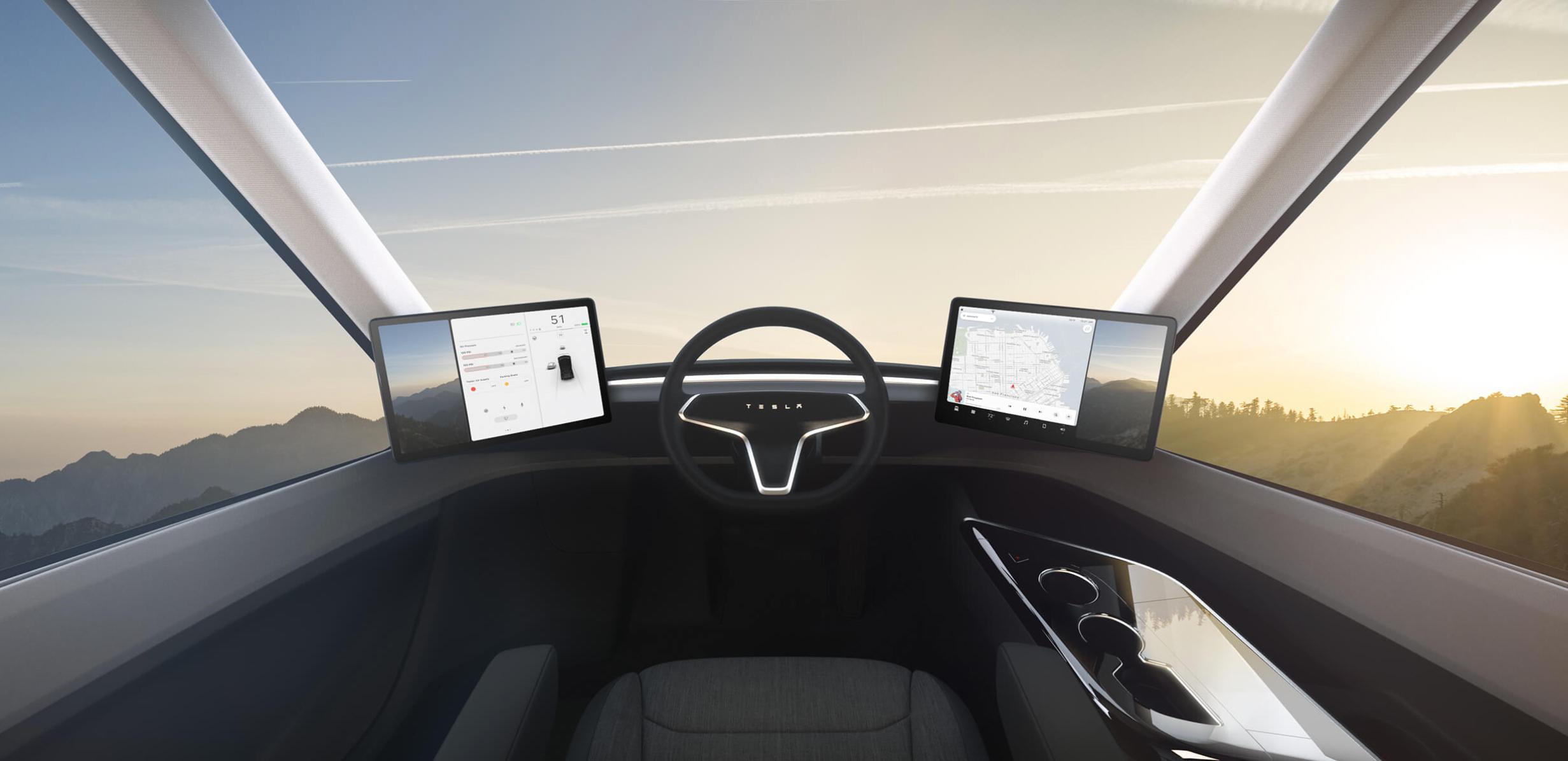 Tesla Dentro1