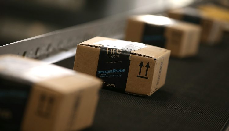 Grand Opening Of Amazon Fulfillment Center Features State Of The Art Technology