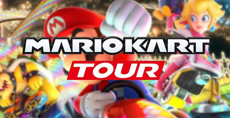 MARIO KART TOUR PORT
