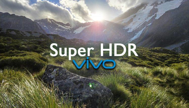Vivo-Super-HDR