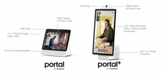 Facebook-Portal-Specs