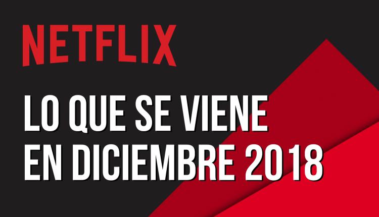 NetflixDiciembre