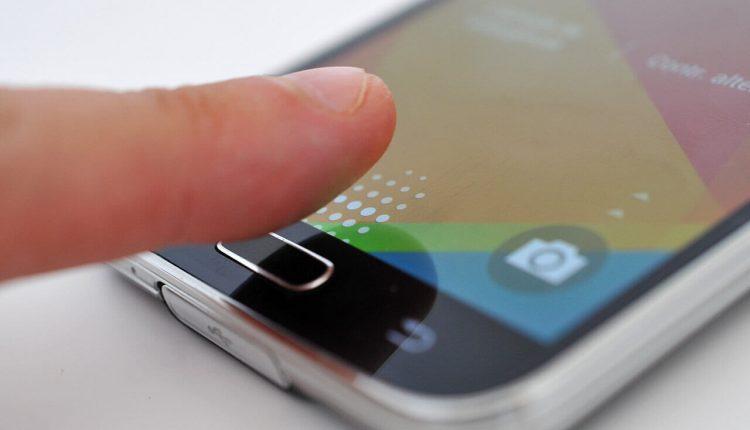 smartphones-con-sensor-de-huellas-dactilares