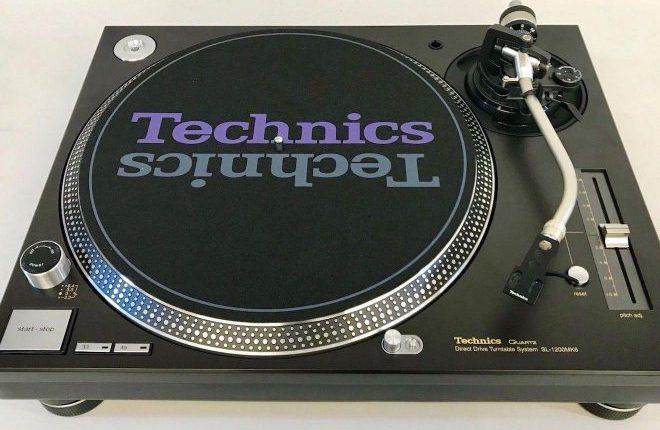 Technics-SL-1200-MK6-x