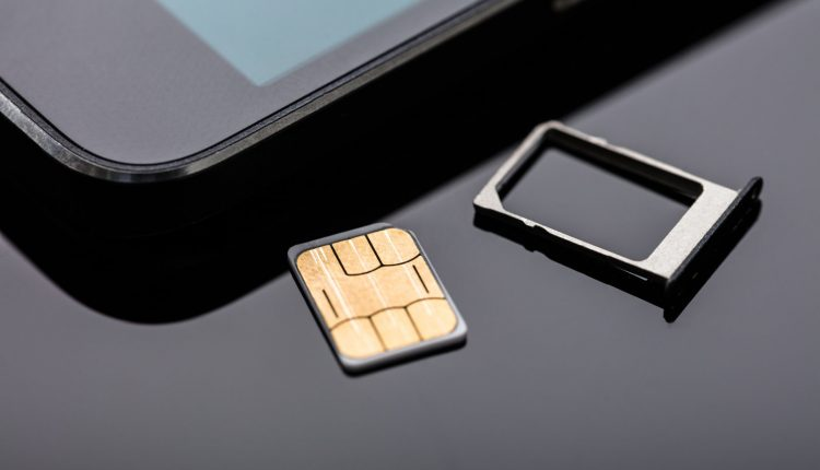 Nano Sim For Smart Phone