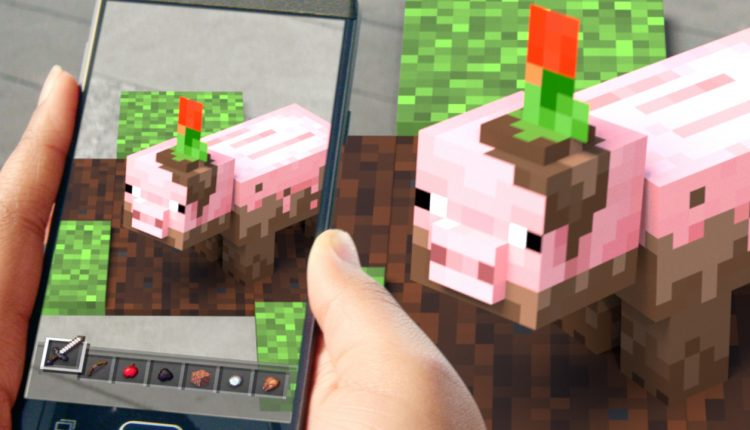 Minecraft-Earth-2