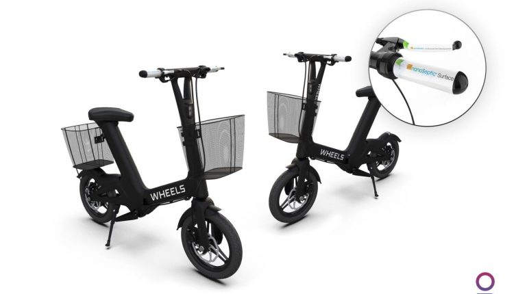 Bikes-with-baskets-and-Nano-Septic