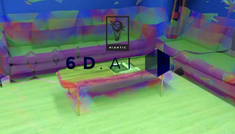 niantic 6d