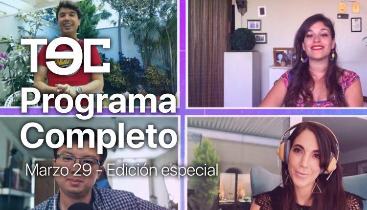 programa especial