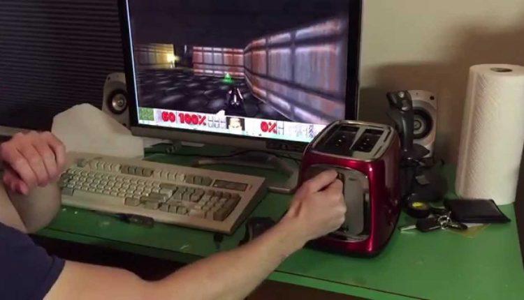 Tostadora PC