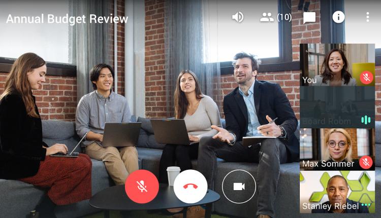 google-meet-emitir-compartir