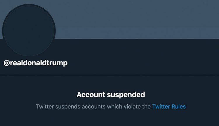 Donald-Trump-Twitter-Account-Suspended
