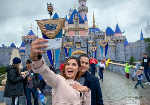 Disneyland Coronavirus Closure