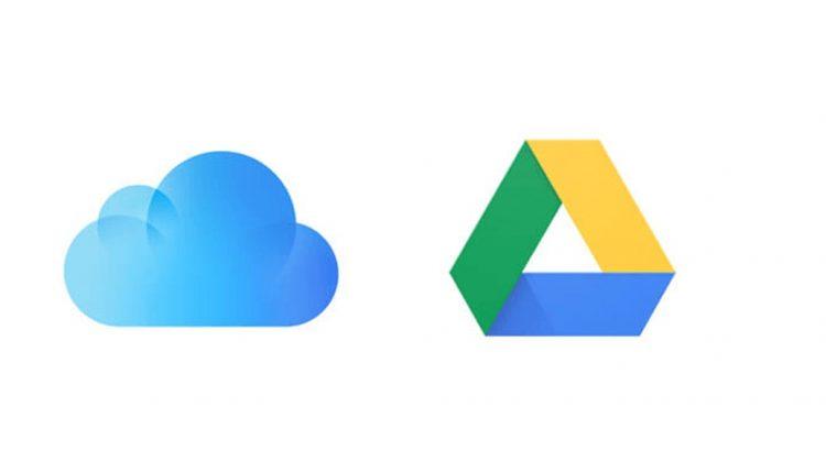 iCloud-vs-Google-Drive